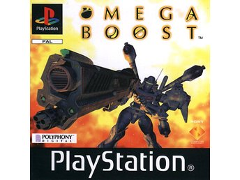 Omega Boost - Playstation