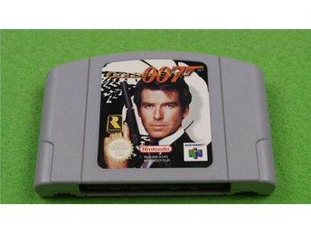 007 Golden Eye N64 Nintendo 64 007 GoldenEye - Hägersten - 007 Golden Eye N64 Nintendo 64 007 GoldenEye - Hägersten