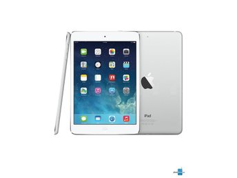Apple Ipad mini 2, WI-FI, 32 GB, Silver, tunn spricka i glaset