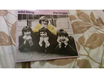 The Troggs - Wild thing  LP!