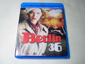 BERLIN 36 (BLU-RAY + DVD)