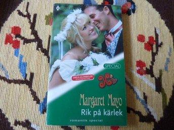 RIK PÅ KÄRLEK, M. MAYO, 2002, BÖCKER - Anderstorp - RIK PÅ KÄRLEK, M. MAYO, 2002, BÖCKER - Anderstorp
