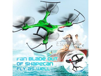 JJRC H31 2.4GHz 4CH Waterproof RC Quadcopter Drone Headless - Alingsås - JJRC H31 2.4GHz 4CH Waterproof RC Quadcopter Drone Headless - Alingsås