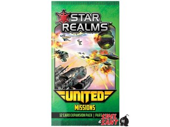 Star Realms United Missions Expansion Pack