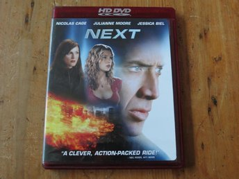 NEXT (HD DVD) Nicolas Cage