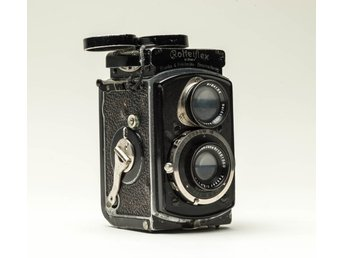 Rolleiflex BABY Vintage / Collectable / Early Model Tessar 60mm f/3.5