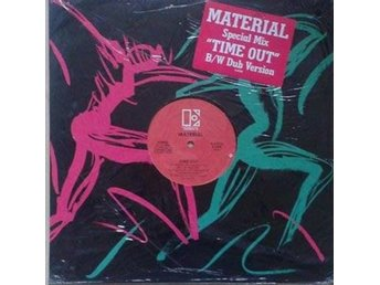 Material title* Time Out* Electro, Disco US  12""