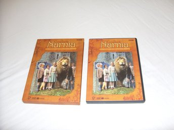 The Chronicles of Narnia The Lion The Witch and Wardrobe BBC DVD PAL Engelsk