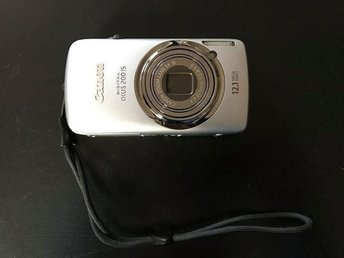 Canon digital IXUS 200 IS kompaktkamera