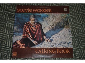 STEVIE WONDER - Talking Book - MOTOWN orig US LP