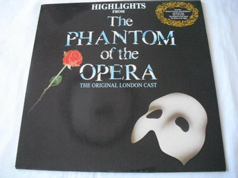 Highlights from The Phantom of the opera - LP - Vinyl