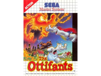 The Ottifants - Master System