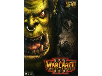 Warcraft III / 3 Reign Of Chaos PC/MAC