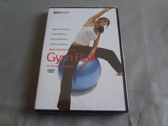 Ny - Dvd - Kom i bra form med Gym Ball