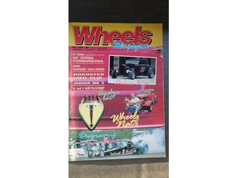 Wheels nr 9 1987: Vincent 1951, Jaguar Mark X + V12, Dodge Challenger 426 Hemi