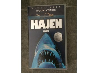 HAJEN  (JAWS) Special Edition VHS