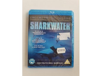 Sharkwater    Blu ray
