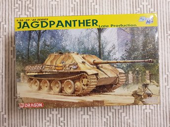Dragon 6393 Jagdpanther Late Production i skala 1/35