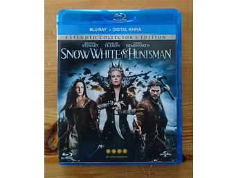Snow White And The Huntsman Extended Collectors Edition *Nyskick