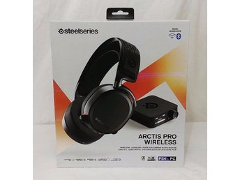 *NYTT - Steelseries Arctis Pro Wireless - NYTT*