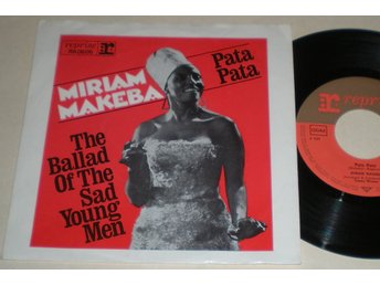 Miriam Makeba 45/PS Pata Pata 1967 VG++