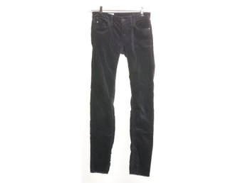 Denim & Supply Ralph Lauren, Byxor, Strl: 25/34, Skinny, Mörkgrön