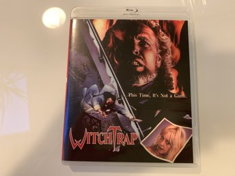 WitchTrap (Vinegar Syndrome, US Import, Regionsfri)