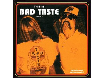 THIS IS BAD TASTE 2: HC/Skate/Indie