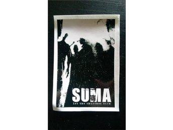 SUMA Klistermärke/Sticker/Drone/Noise/Doom/Sludge - Särna - SUMA Klistermärke/Sticker/Drone/Noise/Doom/Sludge - Särna