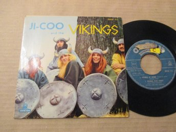 "Ji-Coo and The Vikings ""Vikings At Home/Viking War Chant"""