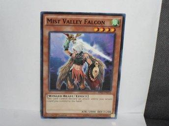 yu-gi-oh yugioh spel kort Mist valley falcon (shatterfoil) - Uppsala - yu-gi-oh yugioh spel kort Mist valley falcon (shatterfoil) - Uppsala