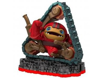 Skylanders Wii PS3 PS4 Figurer TRAP TEAM -  TREAD HEAD