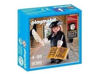Playmobil 6099 Martin Luther i oöppnad förpackning - Eksjö - Playmobil 6099 Martin Luther i oöppnad förpackning - Eksjö