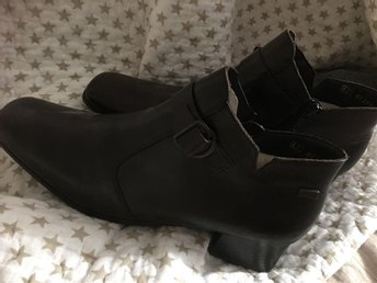 Helt nya Rieker låga boots i skinn - Landvetter - Helt nya Rieker låga boots i skinn - Landvetter