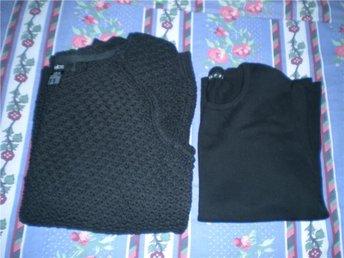 Litet beg klädpaket i fint skick-passar M-L - Filipstad - Litet beg klädpaket i fint skick-passar M-L - Filipstad