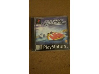 Playstation 1 Rapid Racer