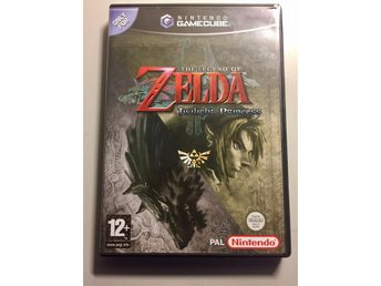 The Legend Of Zelda Twilight Princess - Nintendo Gamecube