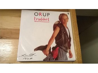 Orup - Trubbel, EP