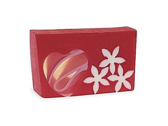 Primal Elements Bar Soap Flowers & Hearts 170g