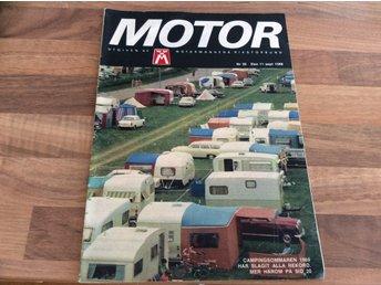 Motor nr 36 1969 Porsche 914,Chevrolet Chevelle Malibu V8, - Filipstad - Motor nr 36 1969 Porsche 914,Chevrolet Chevelle Malibu V8, - Filipstad