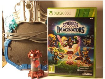 Skylanders imaginators xbox360 xbox 360 start set