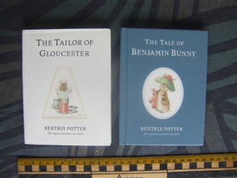 POTTER BEATRIX THE ORIGINAL PETER RABBIT BOOKS DEL 3-4 ILLUSTRERAD  BRA SKICK
