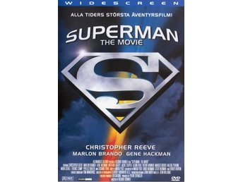 DVD - Superman: The Movie (Beg)