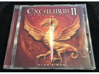 Alan Simon - Excalibur II (The Celtic Ring) (2007) Progrock bra skick, se bilder