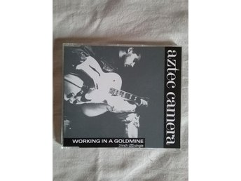 AZTEC CAMERA Working In A Goldmine - 3'' CD