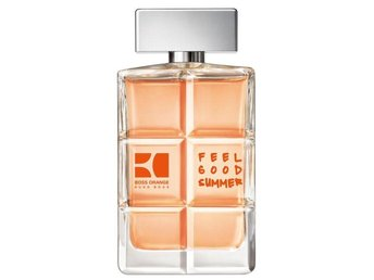 Javascript är inaktiverat. - Nossebro - Boss Orange Man Feel Good Summer från Hugo Boss är en trälik-akvatisk doft för män. Innehåller fräscha noter så som citron, gröna äpplen, enbär, gurka, päron och grönt te, patchouli, mossa och ambrox molekylen. Boss Orange Man Feel - Nossebro