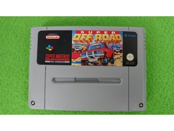 Super Off Road SCN Super Nintendo Snes