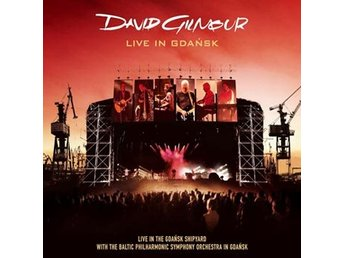 Gilmour David: Live In Gdansk (2 CD)