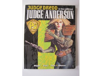 THE COLLECTED JUDGE ANDERSSON (JUDGE DREDD), ALAN GRANT, JOHN WAGNER