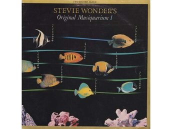Stevie Wonder Original Musiquarium I